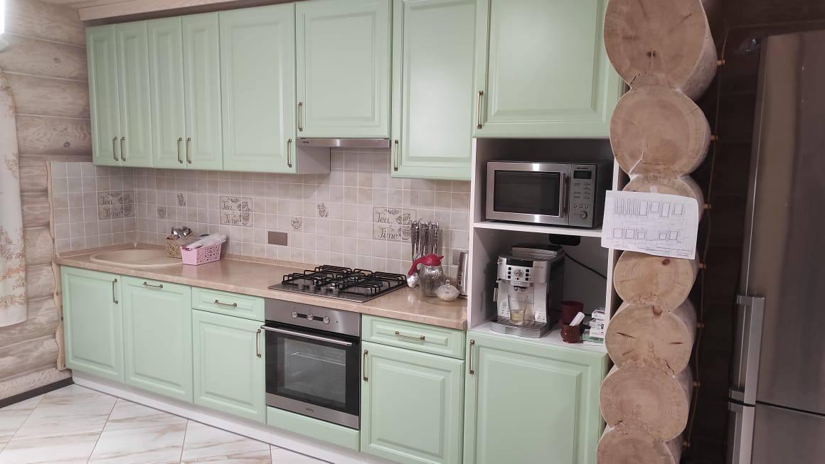 Готовые проекты кухонь наших клиентов
