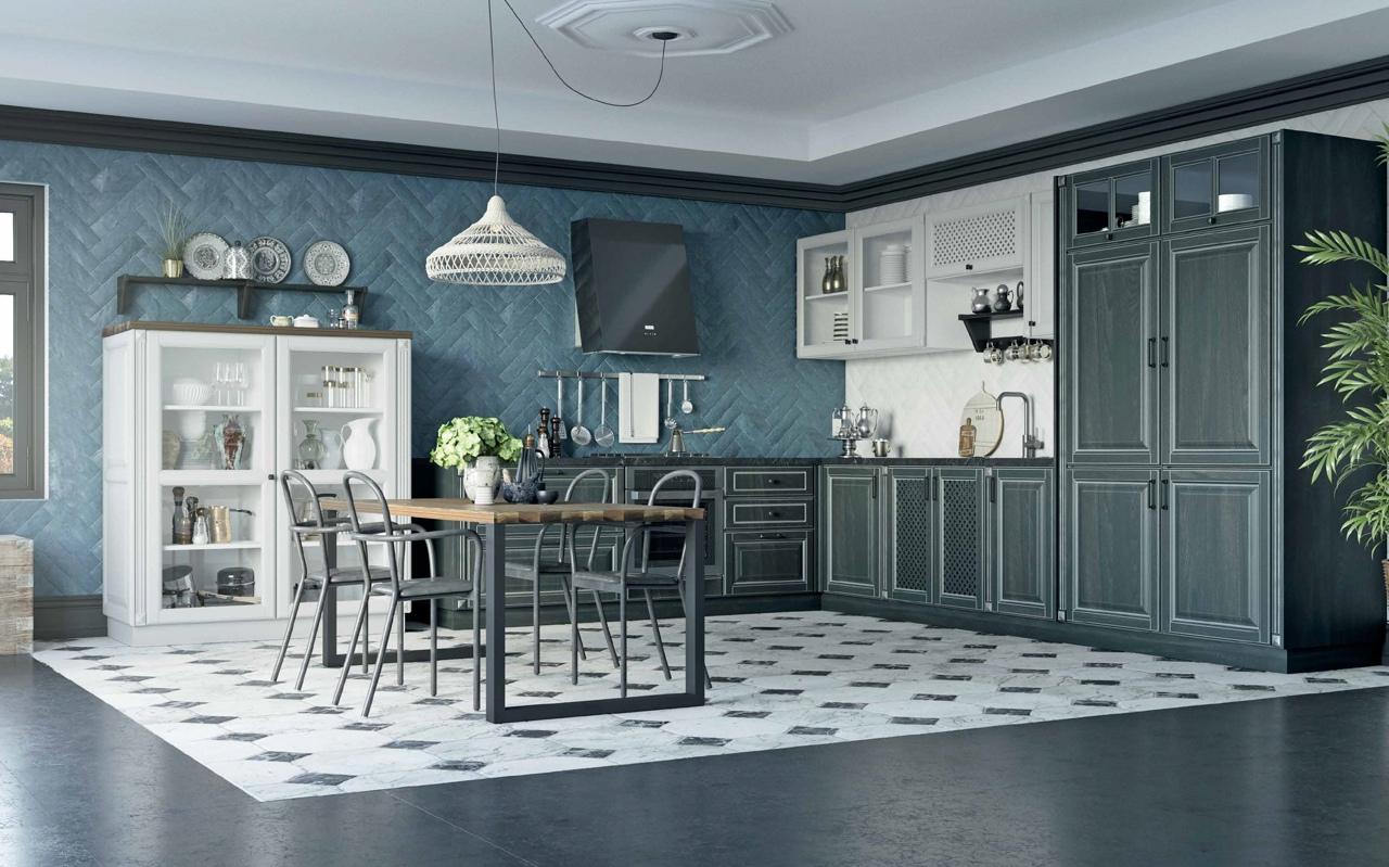 Как за 6 шагов создать идеальную кухню