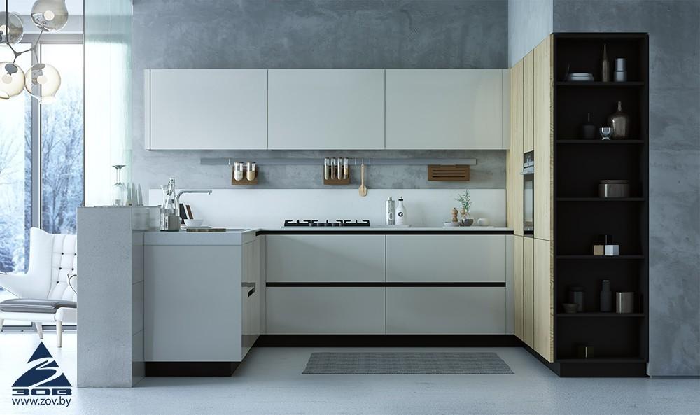 Маленькому помещению – оригинальный дизайн: обустраиваем кухню в хрущевке