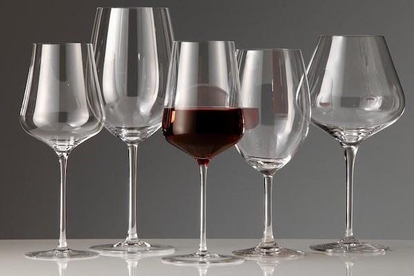 Виды бокалов для домашнего использования