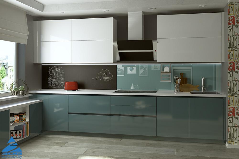 Интеграция на вашей кухне: коллекция Интегро