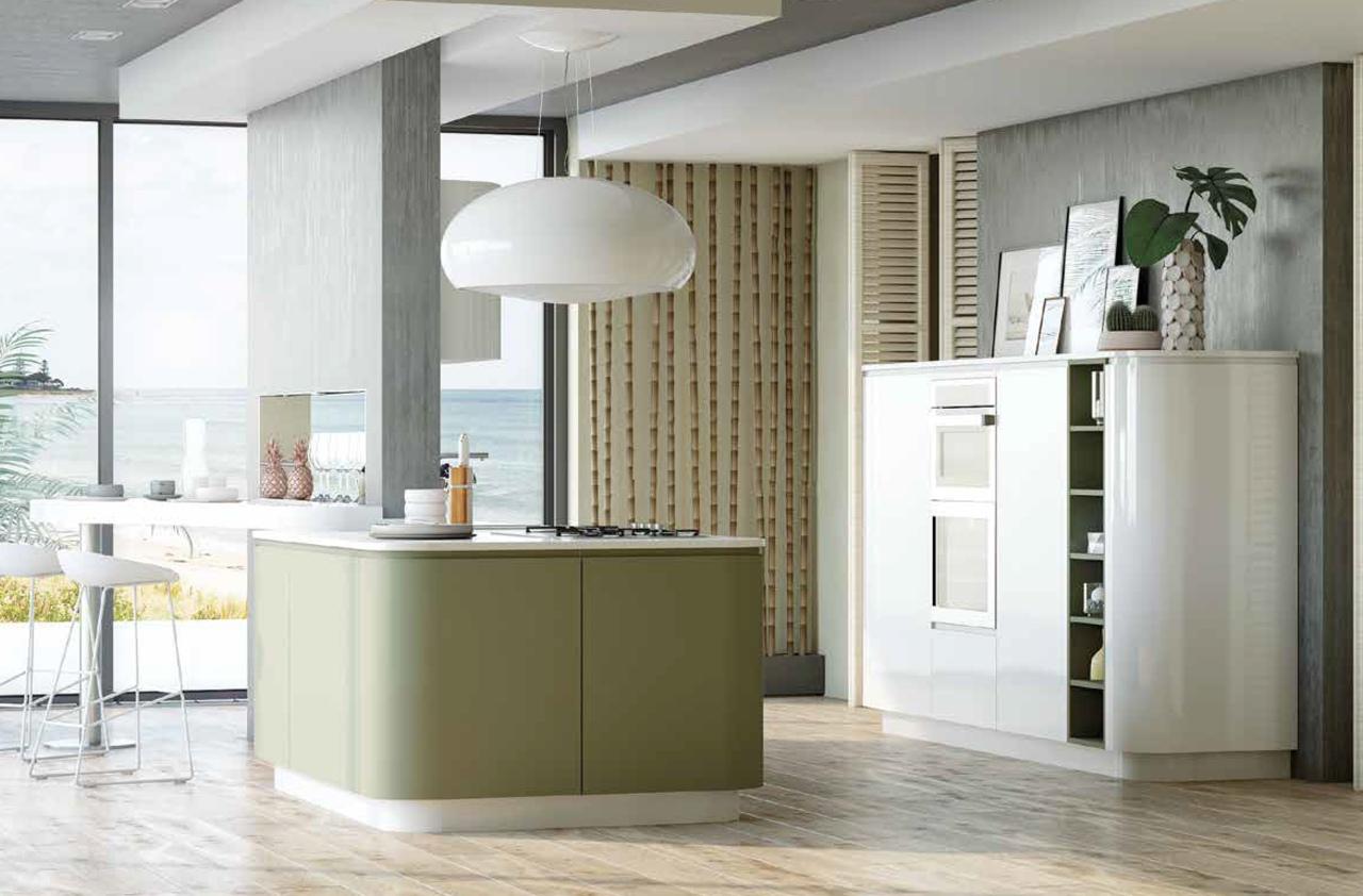 Практичный дизайн маленькой кухни: 5 советов