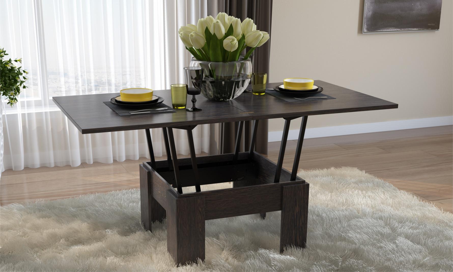 Мебель 2 в 1: идеально, когда мало места